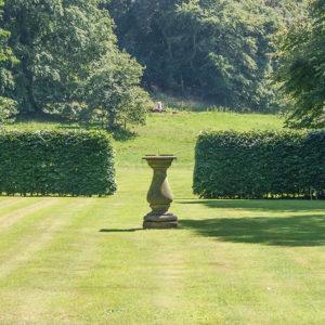 Grey Abbey lawn & parkalnd