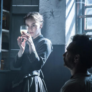 Ann Skelly in Death and Nightingales at Grey Abbey House