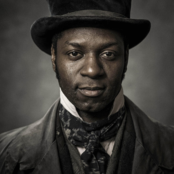 Richie Campbell in The Frankenstein Chronicles